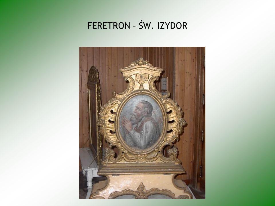 FERETRON – ŚW. IZYDOR