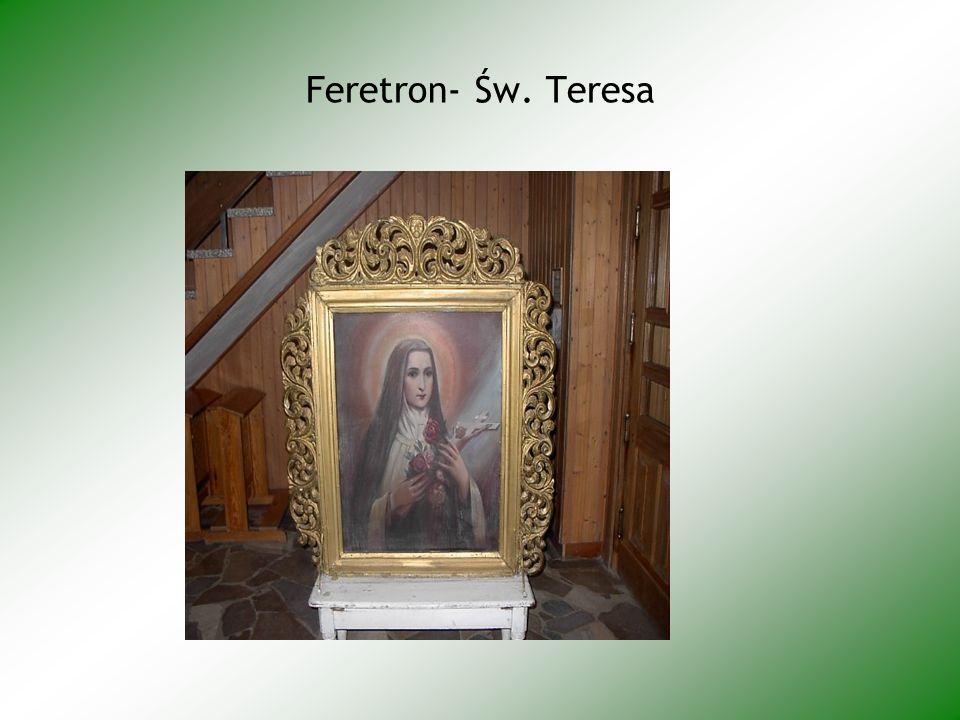 Feretron- Św. Teresa