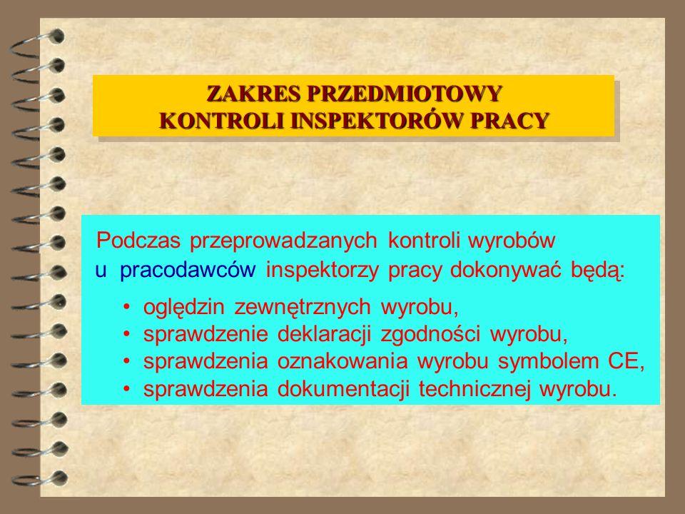 wyroby lub grupy wyrobów wprowadzane do obrotu wynikające z postanowień dyrektyw nowego podejścia i ich krajowych odpowiedników tj.: - rozporządzeń w