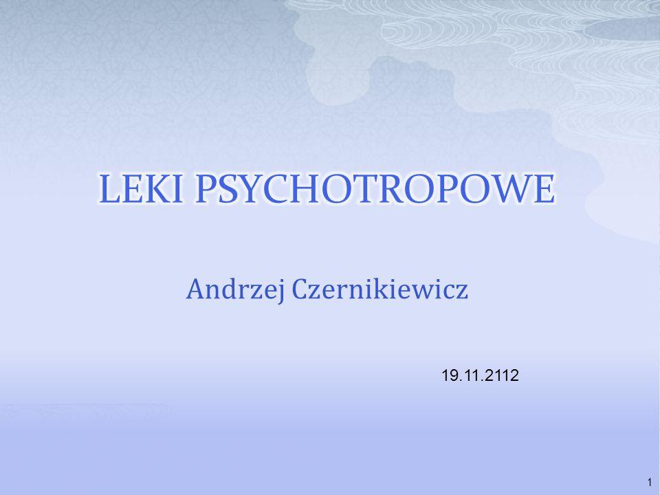 Andrzej Czernikiewicz 1 19.11.2112