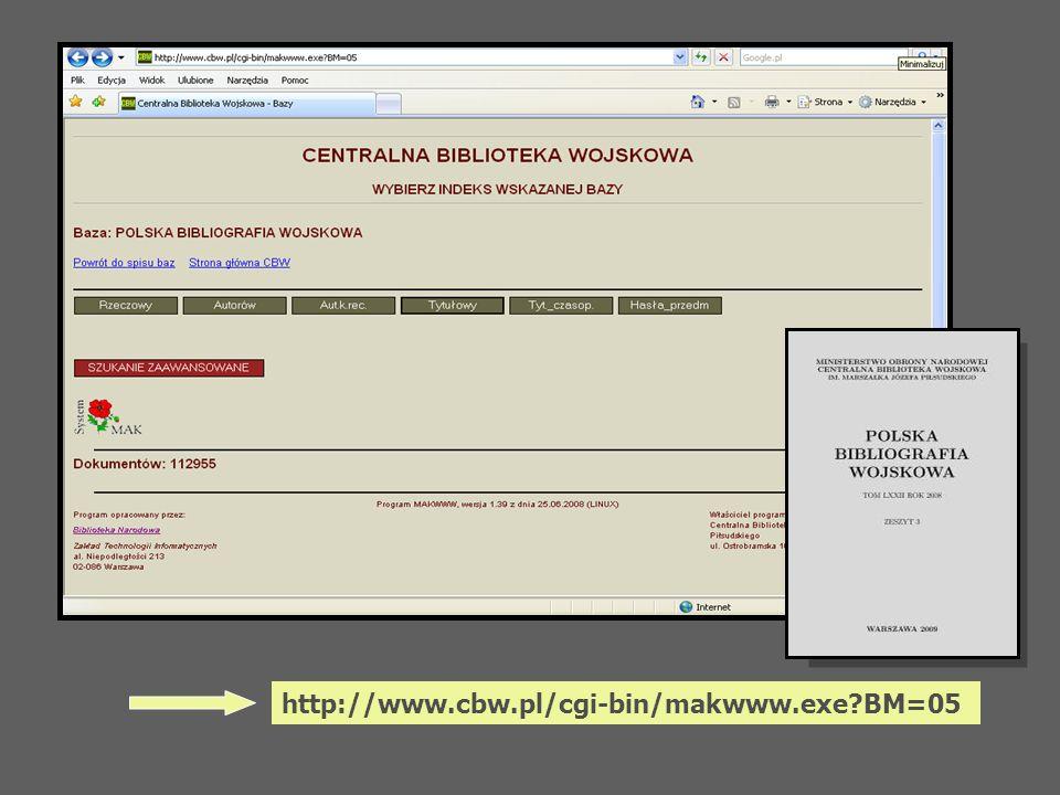 http://www.cbw.pl/cgi-bin/makwww.exe?BM=05