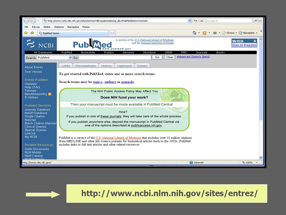 http://www.ncbi.nlm.nih.gov/sites/entrez/