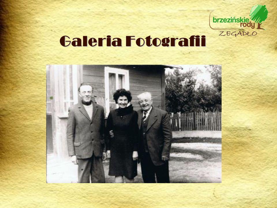 Galeria Fotografii ZEGADŁO