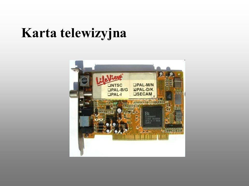 Karta telewizyjna