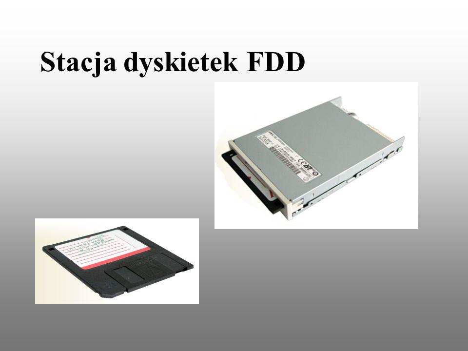 Stacja dyskietek FDD