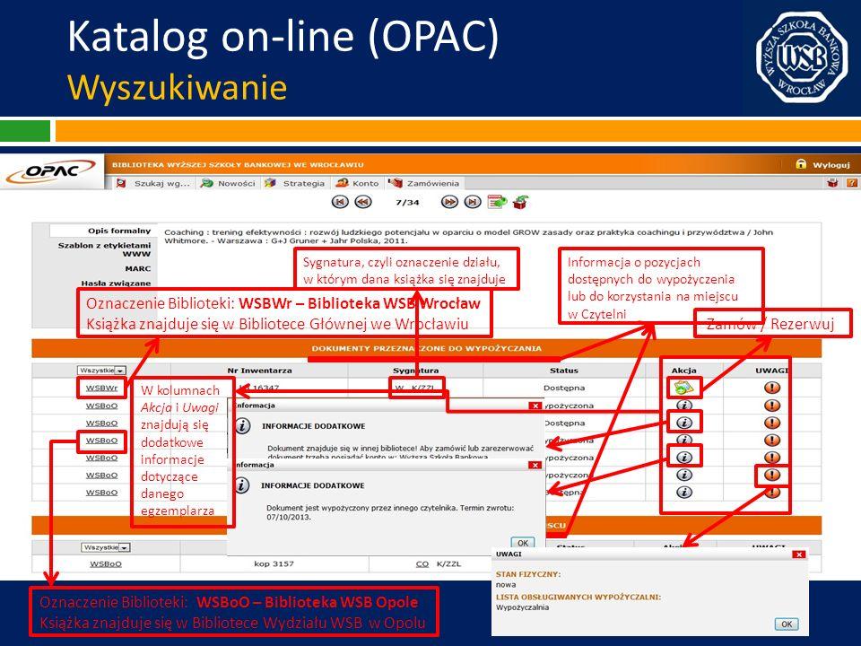 Katalog on-line (OPAC) Wyszukiwanie Oznaczenie Biblioteki: WSBWr – Biblioteka WSB Wrocław Książka znajduje się w Bibliotece Głównej we Wrocławiu Oznac