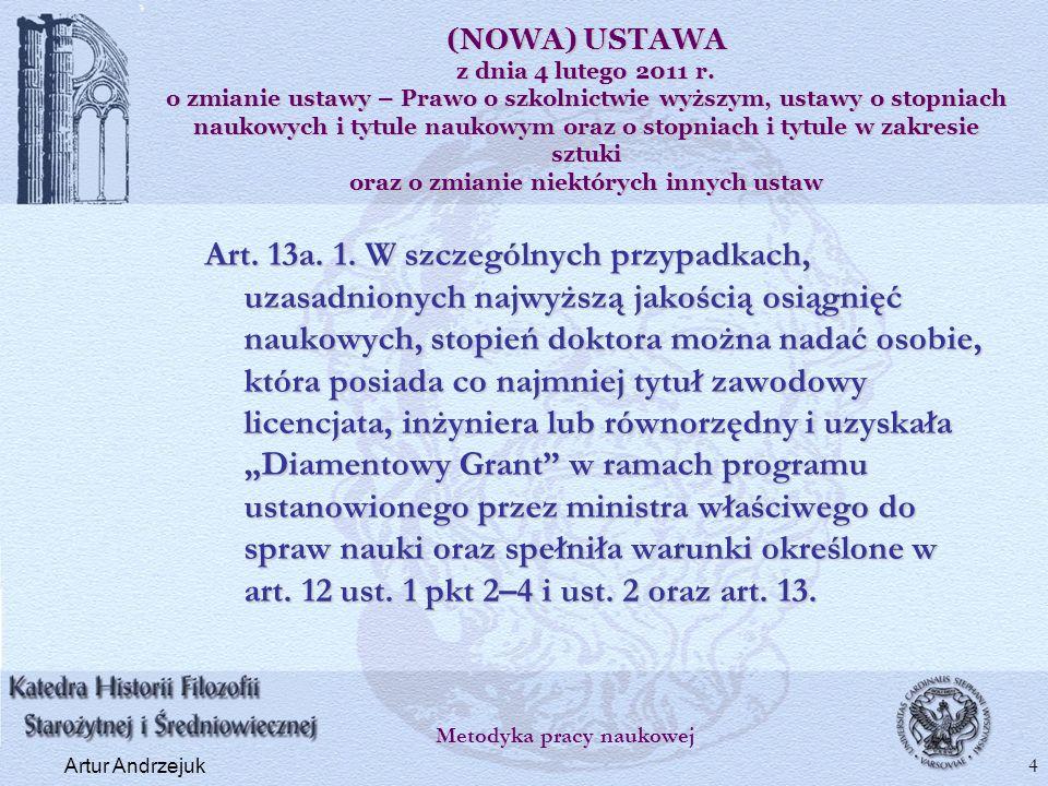 Opis bibliograficzny Polska Norma: PN-73/N-01152.Opis bibliograficzny.