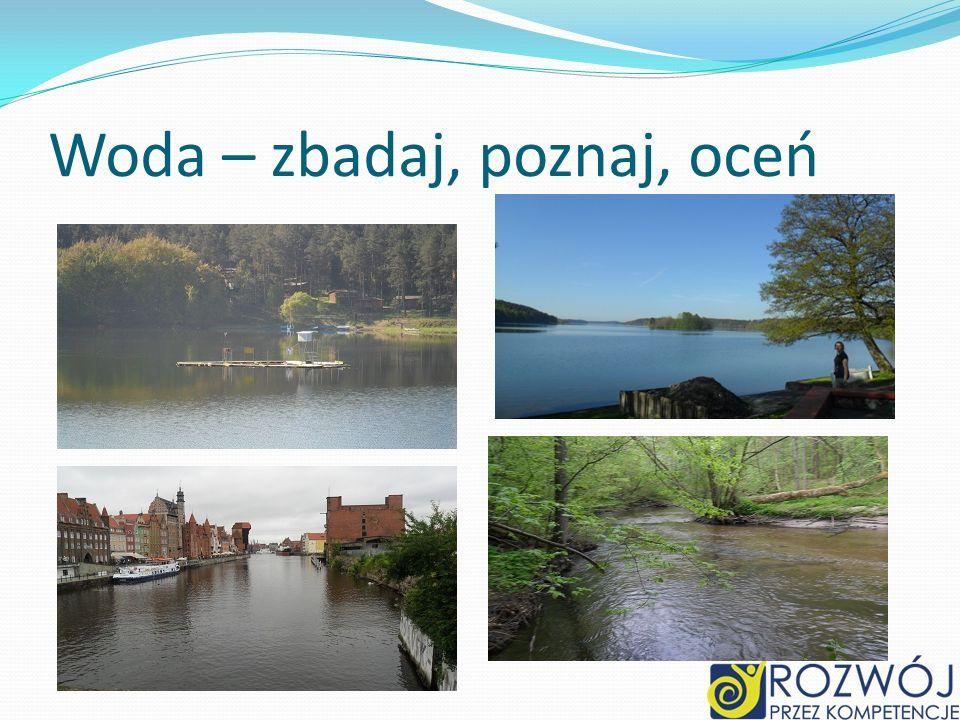 Woda w powiecie kartuskim W powiecie kartuskim woda do spożycia pochodzi z warstw głębinowych tj.
