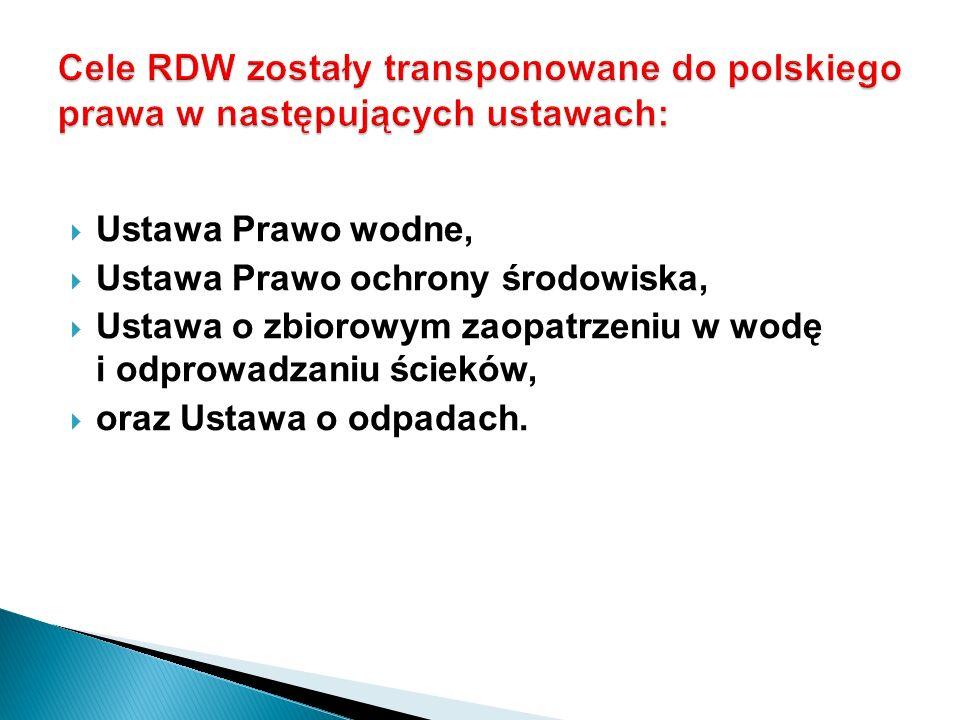 Średni roczny odpływ wód powierzchniowych z terytorium Polski łącznie z dopływami z zagranicy w latach 2000-2011 wynosił 62,4 km 3.