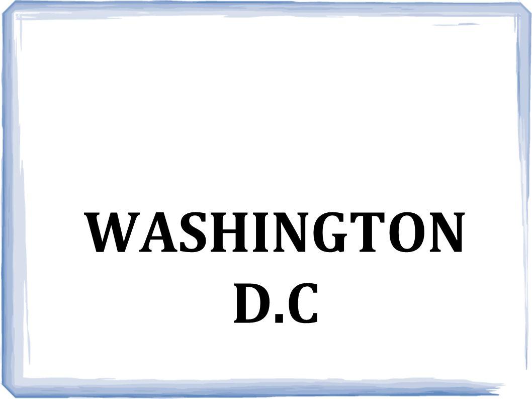 Waszyngton, D.C., formalnie Dystrykt Kolumbii (Washington, D.C.