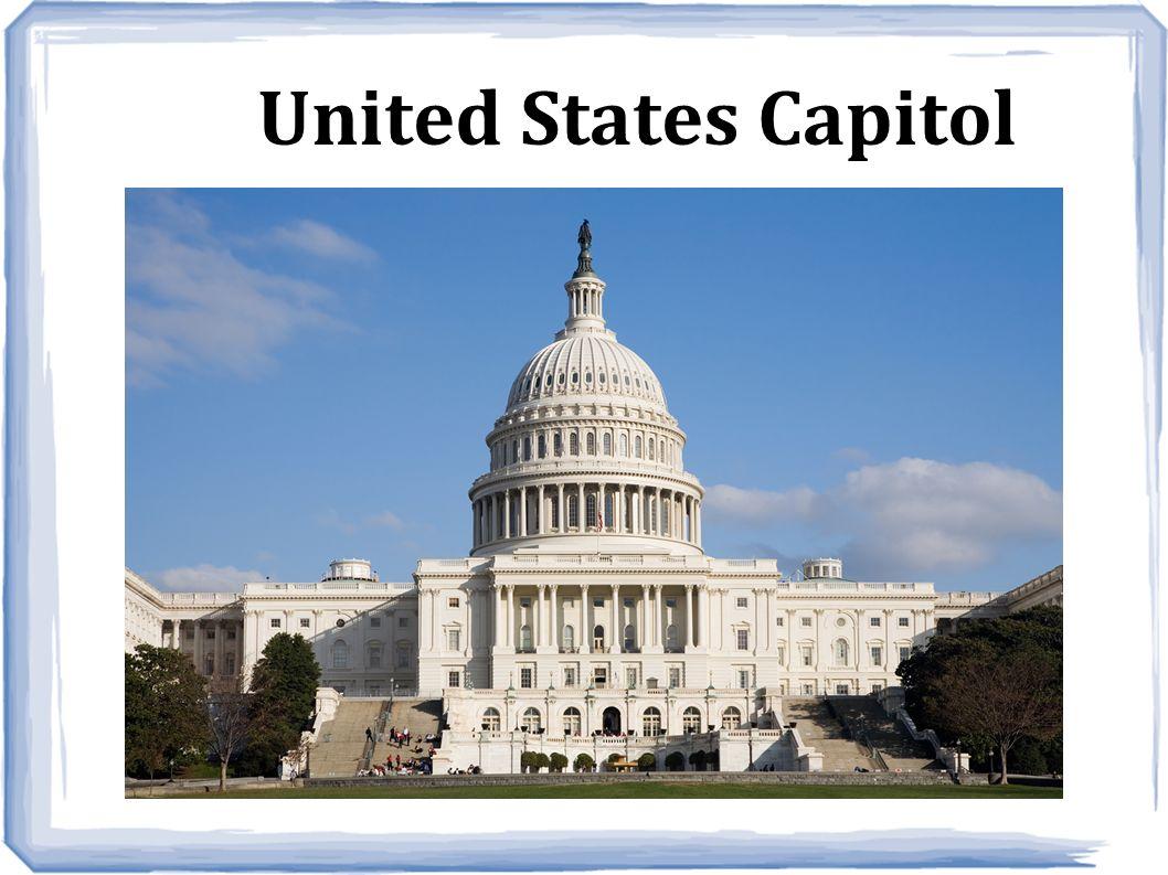 Kapitol Stanów Zjednoczonych ( United States Capitol) – budynek położony na Wzgórzu Kapitolińskim (Capitol Hill) w Waszyngtonie, pełniący funkcję siedziby Kongresu Stanów Zjednoczonych.