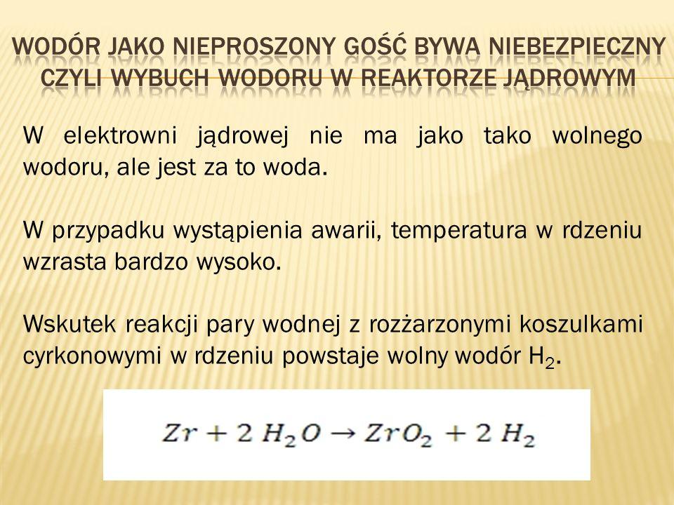 Br 2 + CaO CaBr 2 + ½O 2 CaBr 2 + H 2 O CaO + 2HBr 3FeBr 2 + 4H 2 O Fe 3 O 4 + 6HBr + H 2 Fe 3 O 4 + 8HBr Br 2 + 3FeBr 2 + 4H 2 O Jak widać i w tym procesie produktami końcowymi są wodór i woda.