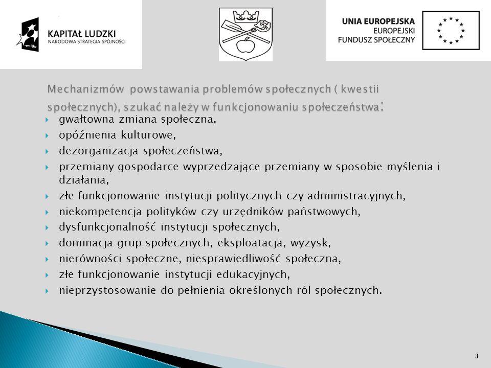 Ośrodek podejmuje następujące działania: utworzenie Punktu Interwencji Kryzysowej w 2005, zatrudnienie w nim psychologa i specjalistę do spraw przemocy, organizowanie pogadanek w szkole dla rodziców i uczniów i w Świetlicy Profilaktyczno-Wychowawczej w Kraczkach.