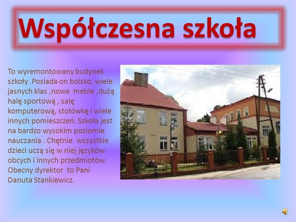 Liczba uczniów i oddziałach w Szkole Podstawowej w Grzędzicach w latach 1960- 1998