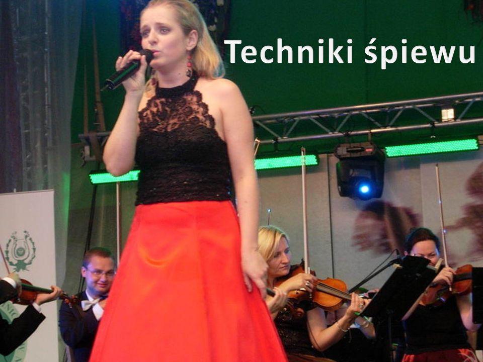 Istnieje wiele rozmaitych metod śpiewu.Najważniejsze to: 1) Bel canto, także belcanto, wł.