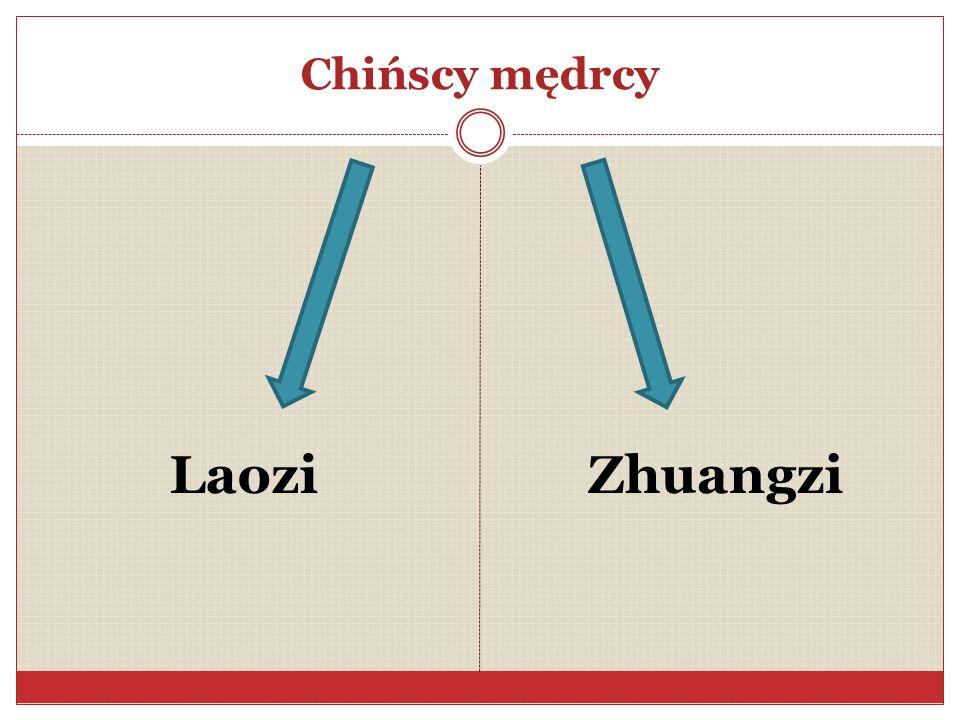 Taoizm – założyciele Laozi Lao-cy Lao-tse Stary mistrz Nie wiadomo czy faktycznie istniał Autor Daode jing VI wiek p.n.e http://en.chinatefl.com/chinatefl/FCKFiles/200912011444117059.jpg (20.03.2012)