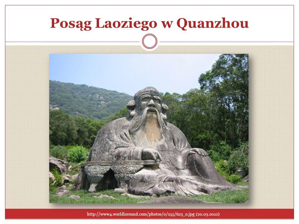 Posąg Laoziego w Quanzhou http://www4.worldisround.com/photos/0/255/623_o.jpg (20.03.2012)
