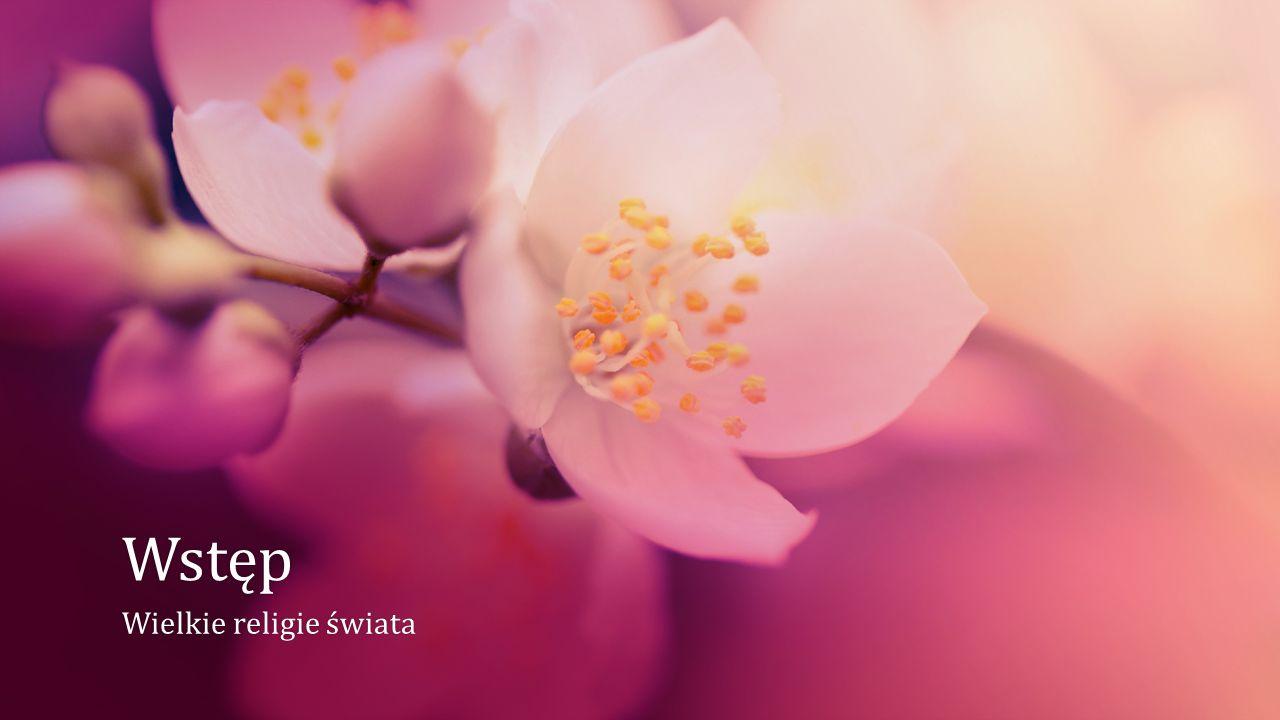 Buddyzm – założenia, organizacja Powszechnie uważany za religię, chociaż religia nie jest Powstał z reformy braminizmu Nie ma bogów, ofiar, kapłanów Nauka Buddy spisana przez jego uczniów w języku pali, została zawarta w pitakach o Vinaja-pitaka – przepisy życia zakonnego o Sutta-pitaka – krótkie przypowieści o Abbidhamma-pitaka – traktaty teologiczne