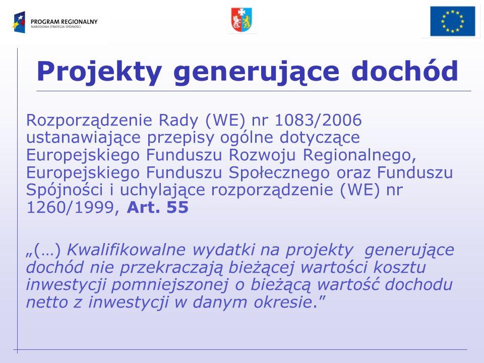Rozporządzenie Rady (WE) nr 1083/2006: Art.55, cd.