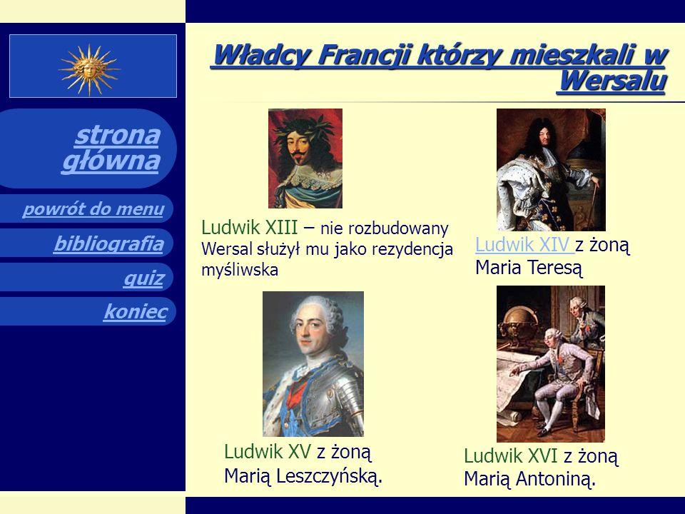 quiz powrót do menu koniec bibliografia strona główna..::PYTANIE VIII::..