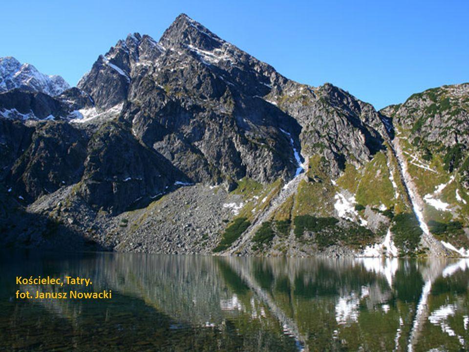 Panorama alpejska fot. Aleksandra Rodzeń