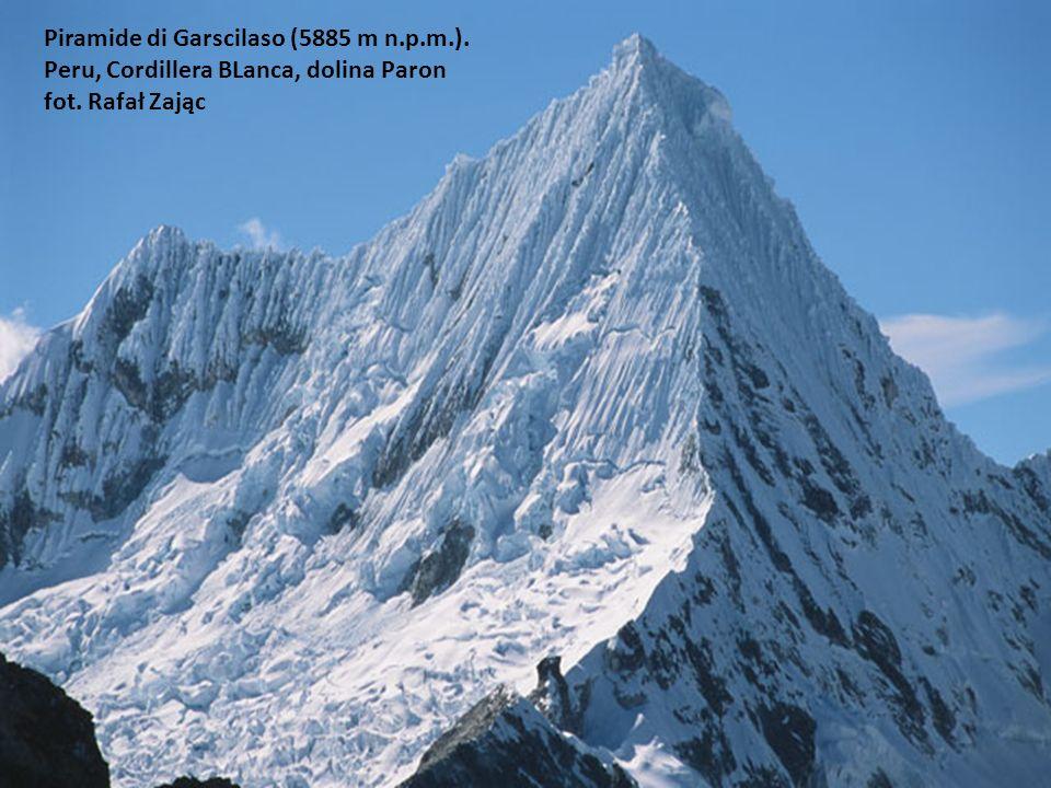 Norwegia góra trójkątna na Lofotach. fot. Agnieszka Szedera