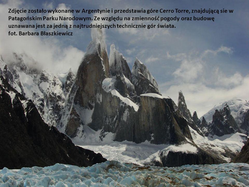 Góra Lodowa w Zatoce Admiralicji, Wyspa Króla Jerzego, Szetlandy Południowe. fot. Mariusz Czarnul