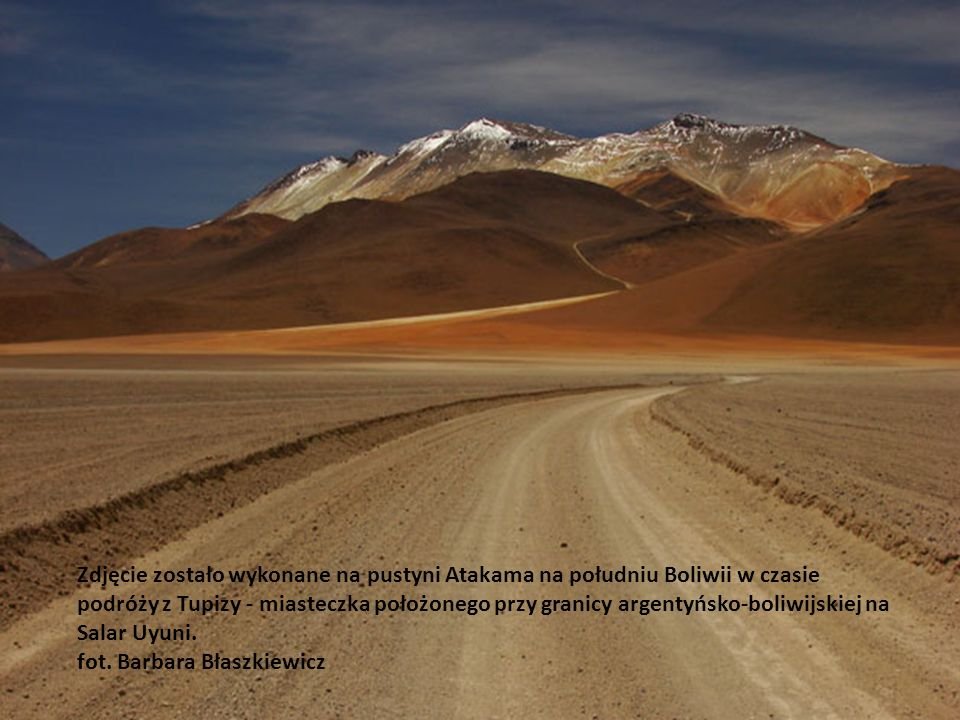 Zdjęcie zostało wykonane w Argentynie i przedstawia góre Cerro Torre, znajdującą sie w Patagońskim Parku Narodowym. Ze względu na zmienność pogody ora