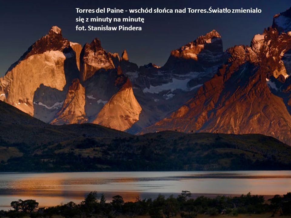 Torres del Paine - panorama