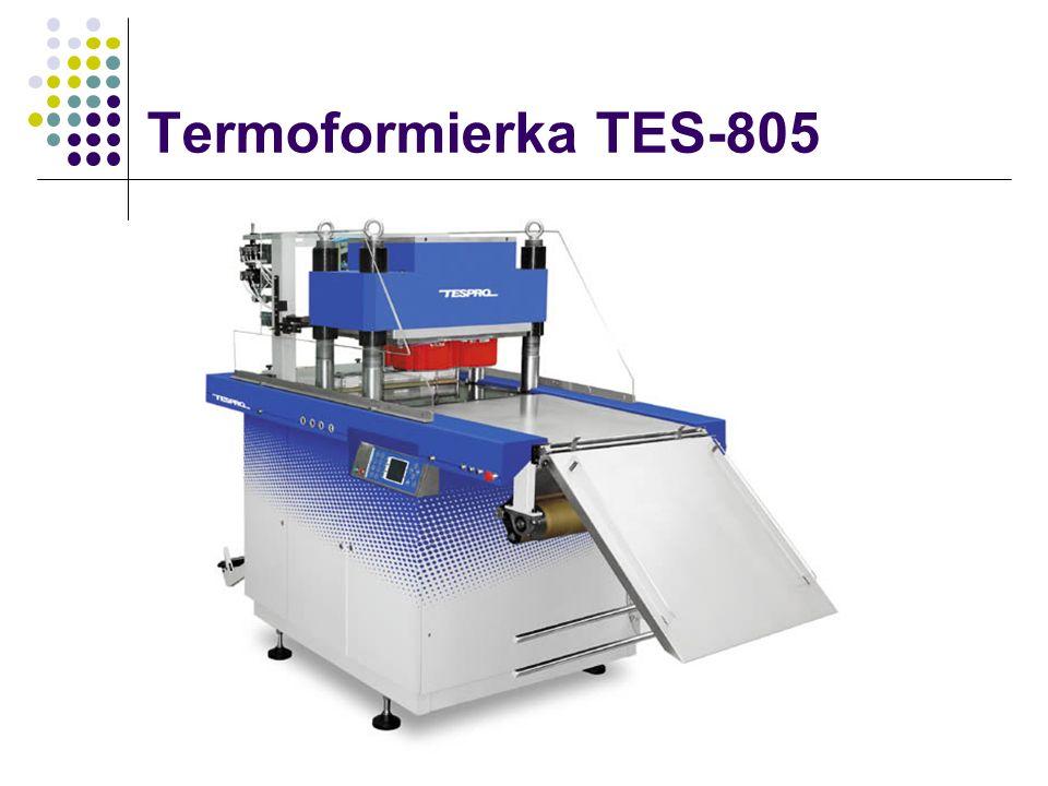 Termoformierka TES-805