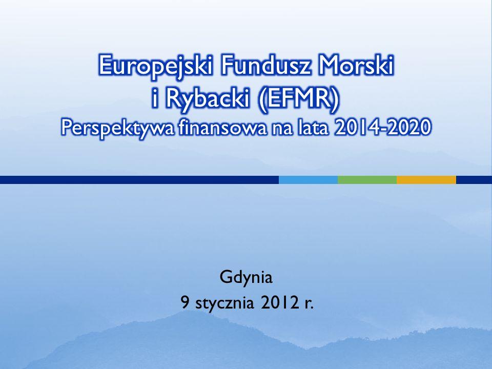 Gdynia 9 stycznia 2012 r.