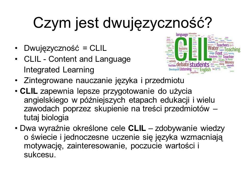 Czym jest dwujęzyczność.
