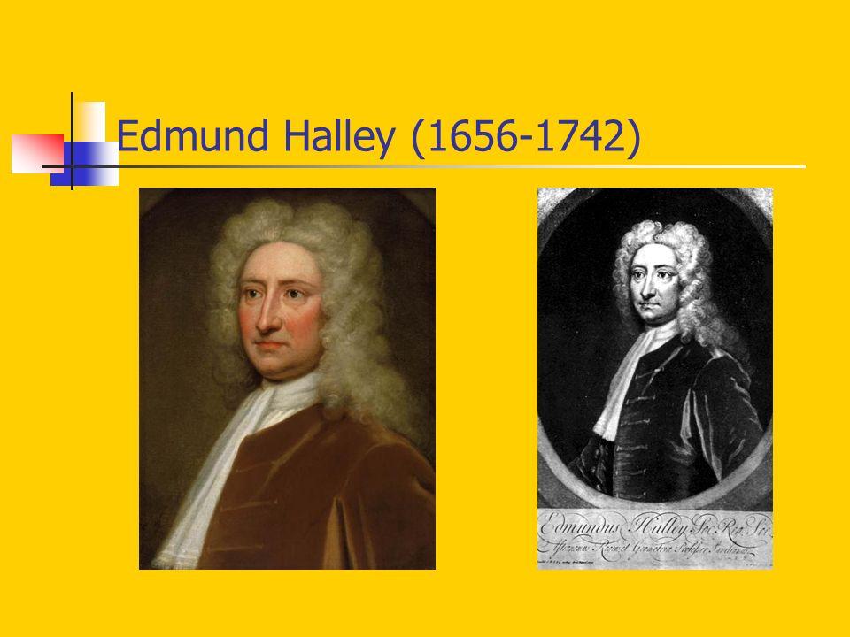 Edmund Halley (1656-1742)