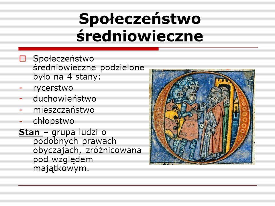 System feudalny Feudalizm - system społeczny w średniowieczu oparty na wzajemnych zależnościach seniora i wasala.