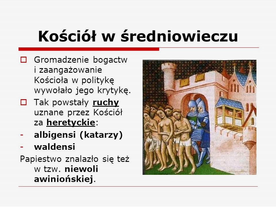 Kultura średniowiecza Kulturę Europy w średniowieczu określa się jako uniwersalną.