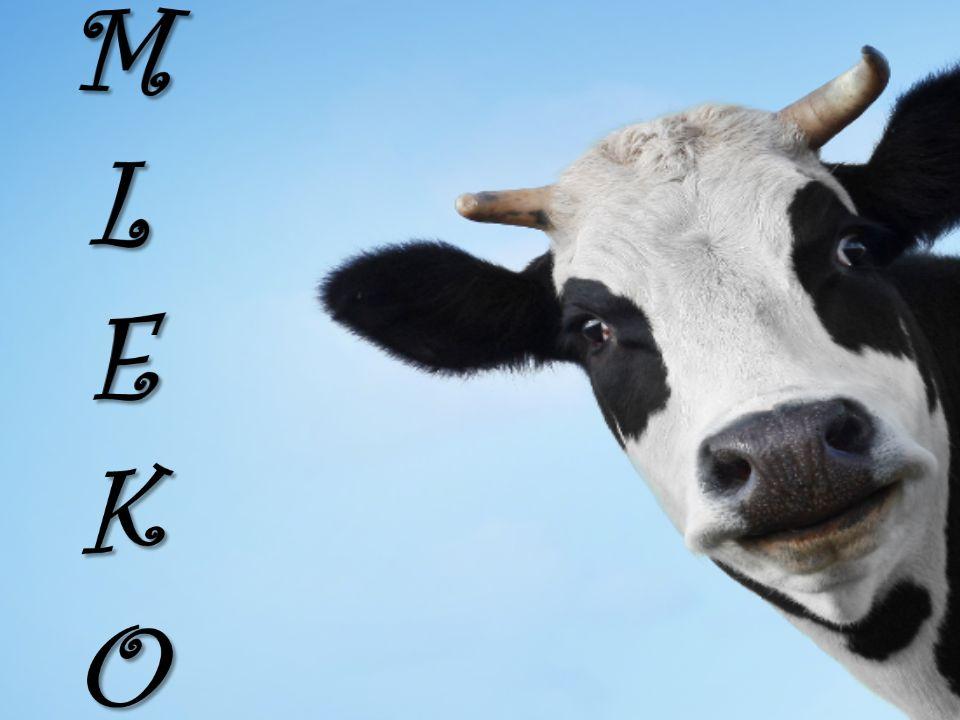 Pij mleko.