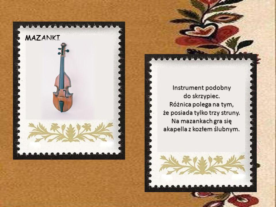 Rodzaj fletu, najczęściej wykonanego z wypalonej gliny albo porcelany. Spotyka się też okaryny plastikowe, szklane, drewniane i metalowe. Okaryna posi