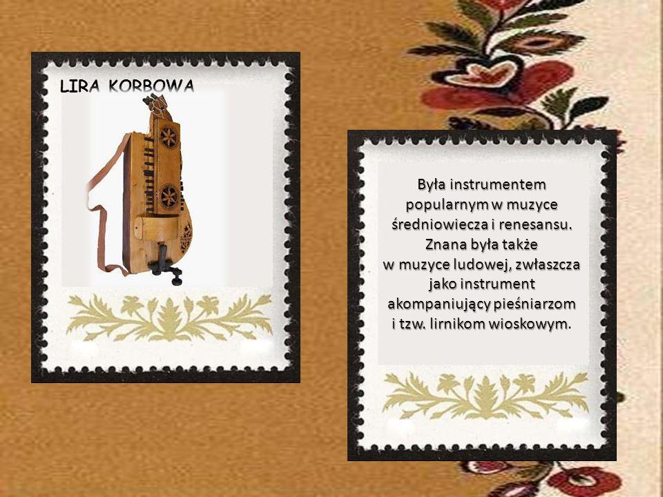 Ćwiczebny instrument służący do zaprawy w sztuce koźlarskiej, który jednocześnie spełniał rolę instrumentu pasterskiego używanego przez kilkunastoletn