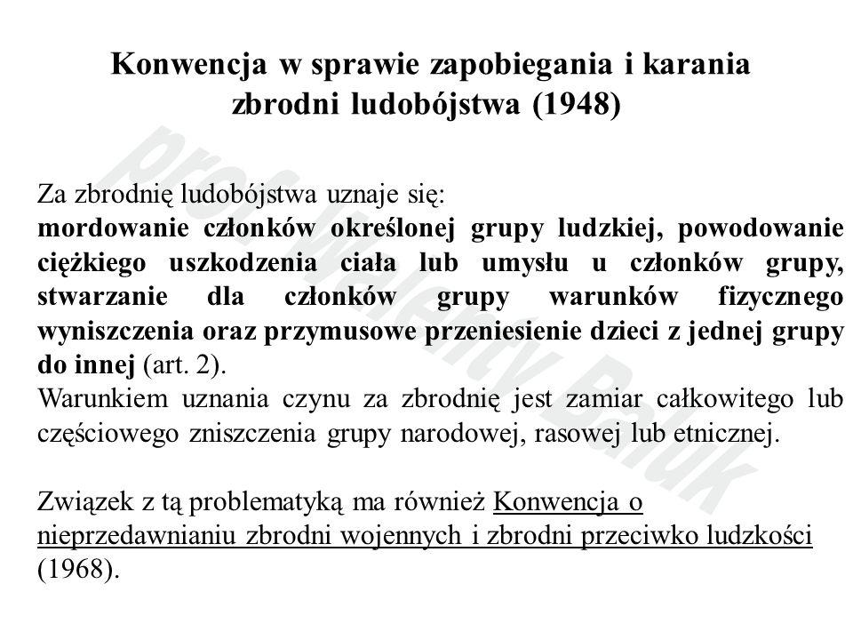 Konwencja Przeciwko Dyskryminacji w dziedzinie Oświaty UNESKO (1960 r.) Art.