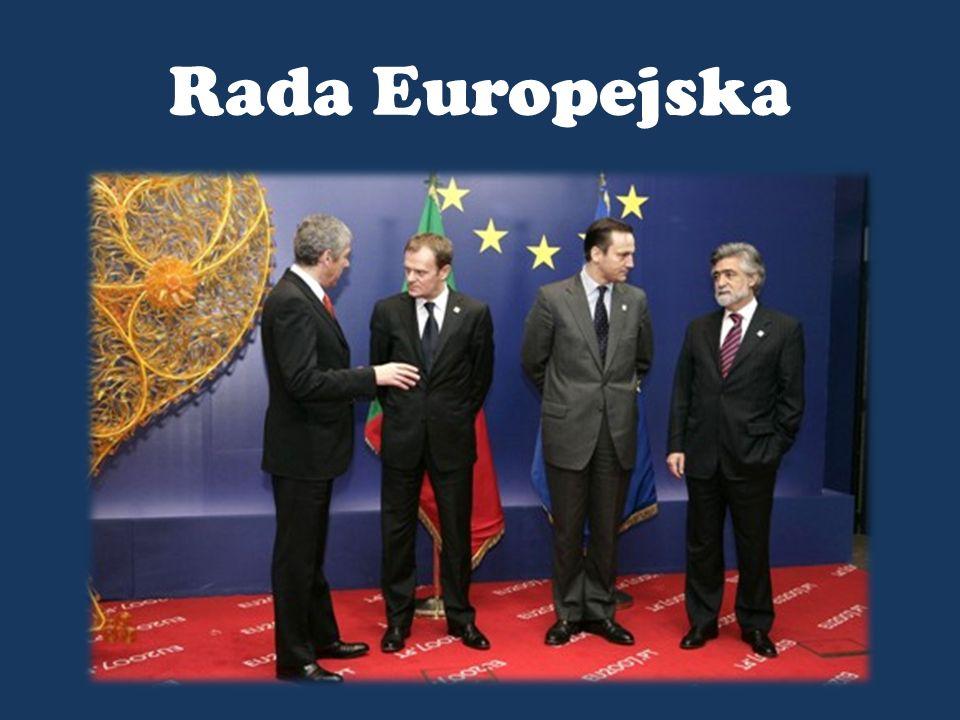 Jest to instytucja, której celem jest ułatwienie współpracy przywódcom państw członkowskich, ustalenie stanowisk tych państw w ważnych kwestiach politycznych.