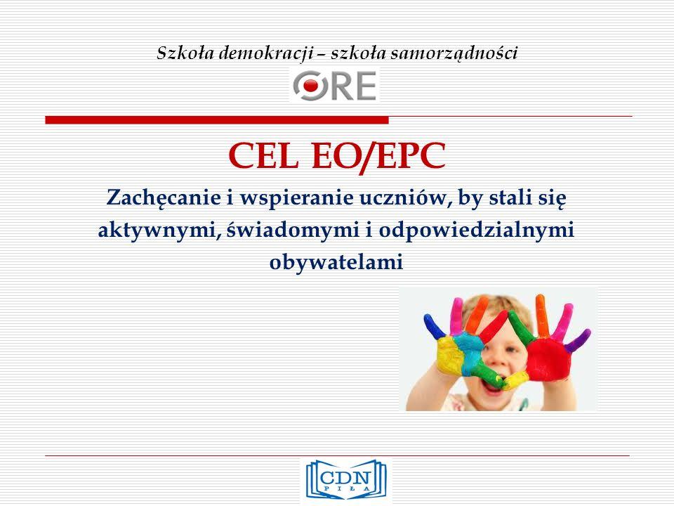 Kluczowe pojęcia EO/EPC 1.Demokracja. 9. Różnorodność.
