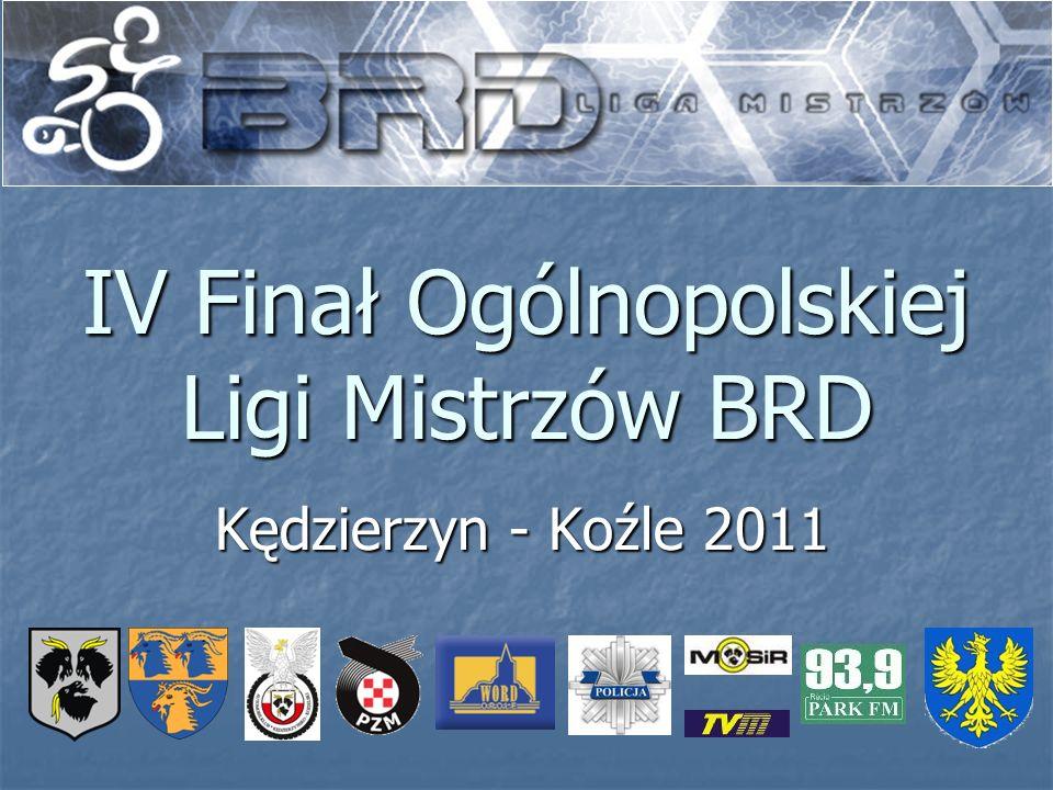 IV Finał Ogólnopolskiej Ligi Mistrzów BRD Kędzierzyn - Koźle 2011