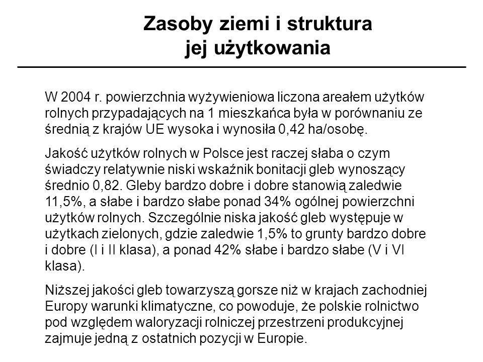 Cechy konstytucyjne katastru nieruchomości w Polsce.