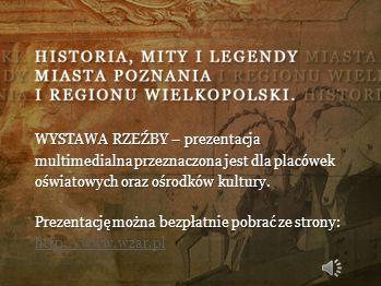 Roman Kosmala Grody Cykl Grody prezentujący trzy rzeźby, nawiązuje do archetypowych grodów z okresie późnej epoki brązu oraz żelaza, także na terenie Wielkopolski.