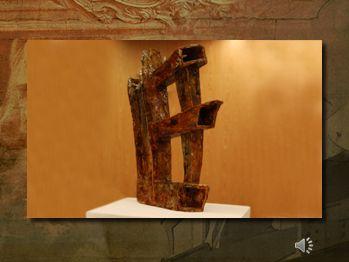 Joanna Buczak Spotkanie Rzeźba nawiązuje do legendy o założeniu miasta Poznania. Po długim czasie od rozstania się legendarnych braci Lecha, Czecha i