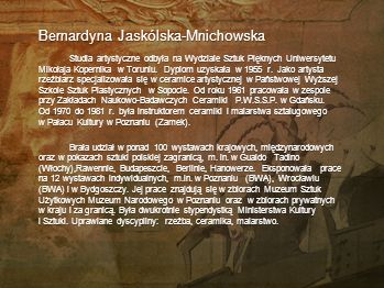 Barbara Helena Ertel-Jakubowska Legenda o Gryżyńskiej Brzozie Dawno temu, niedaleko Gryżyna mieszkała uboga wdowa ze swym jedynakiem Antosiem. Dogadza