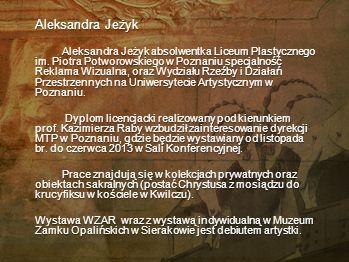 Bernardyna Jaskólska-Mnichowska Męczeństwo św. Wojciecha 23 kwietnia 1997 roku Europa, a przede wszystkim Polska obchodziły milenijną rocznicę śmierci