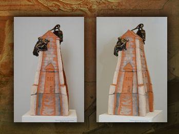 Mariola Kalicka Studia i dyplom w Państwowej Wyższej Szkole Sztuk Plastycznych w Poznaniu. Twórczość prezentowała w 19 wystawach indywidualnych, brała