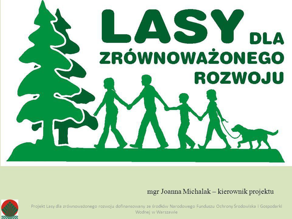 Kliknij, aby edytować styl Projekt Lasy dla zrównoważonego rozwoju dofinansowany ze środków Narodowego Funduszu Ochrony Środowiska i Gospodarki Wodnej w Warszawie Imię i nazwisko Projekt Lasy dla zrównoważonego rozwoju dofinansowany ze środków Narodowego Funduszu Ochrony Środowiska i Gospodarki Wodnej w Warszawie Warsztaty dla nauczycieli