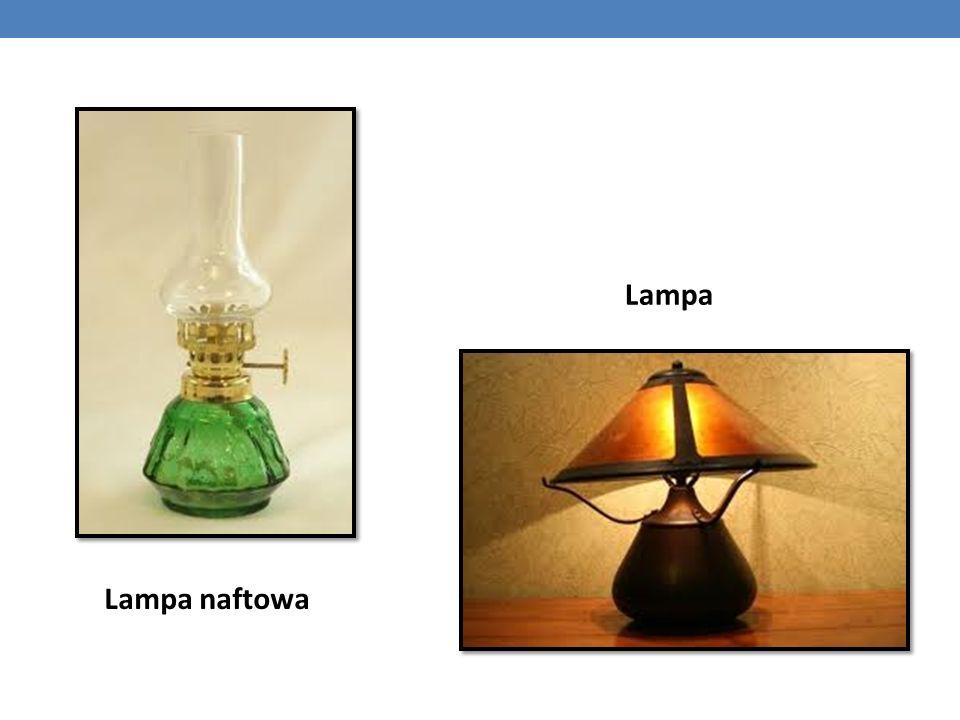 Lampa naftowa Lampa